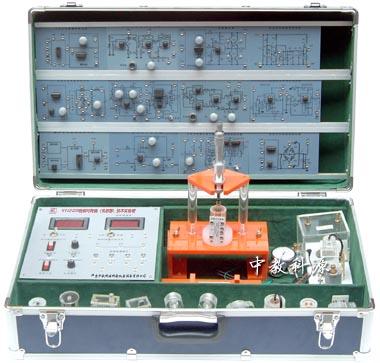 kyjz-209d型测与转换(传感器)技术实实验箱(18种传感器)