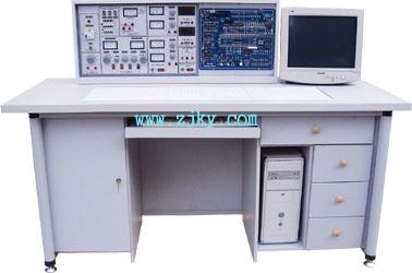模拟、数字电子电路微机接口及应用实验台(电脑自备)-模拟.数字图片
