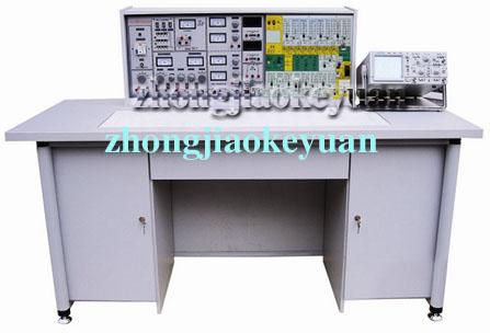 高频电路实验室设备|智能电工模拟电路; yyms-618 g型模电,数电,自动