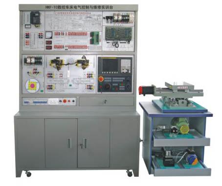 数控车床电气控制与维修实训台 数控车床电气控制与
