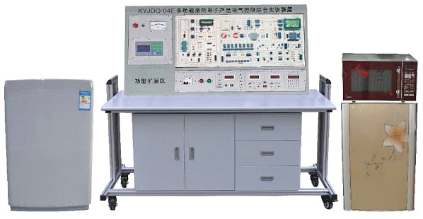 3,微波炉          采用机械式微波炉为实训模型,包括高压电路