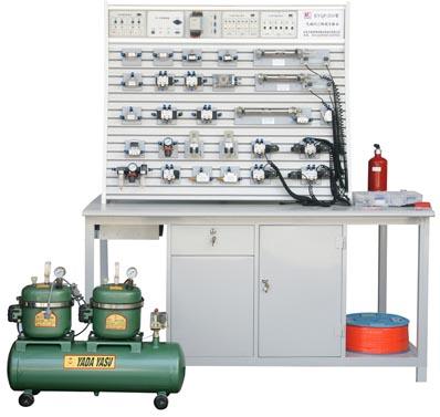 气动PLC控制实验台图片