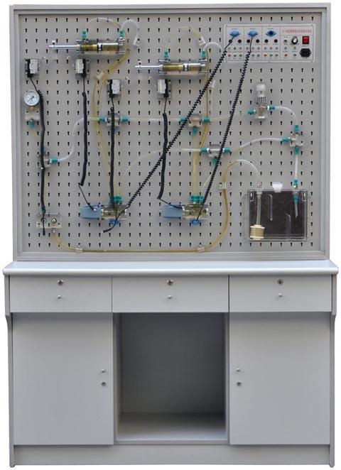 液压传动实验装置|透明液压传动实验台|透明液压传动图片